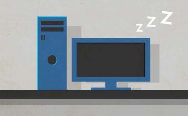 Apaga y desconecta tu computadora